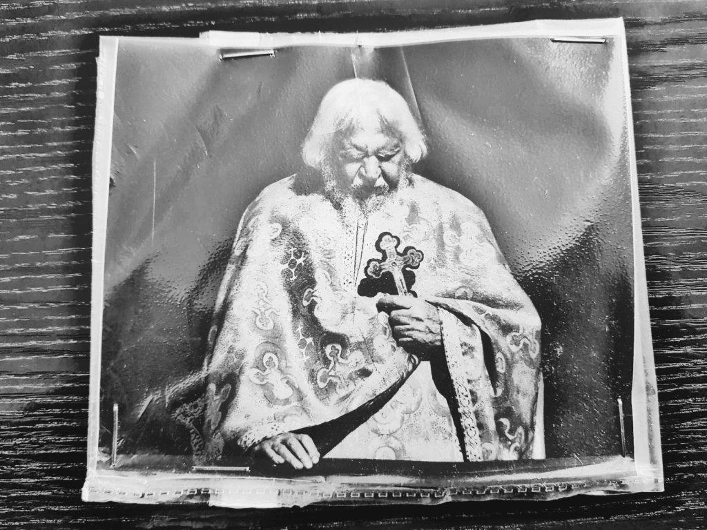 Părintele Teofil, final