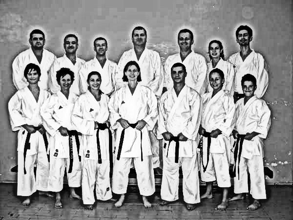 Karate, grup- noi. 2011